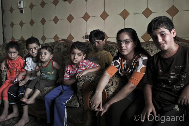 Gaza - 6 cousins injured in same Israeli air strike