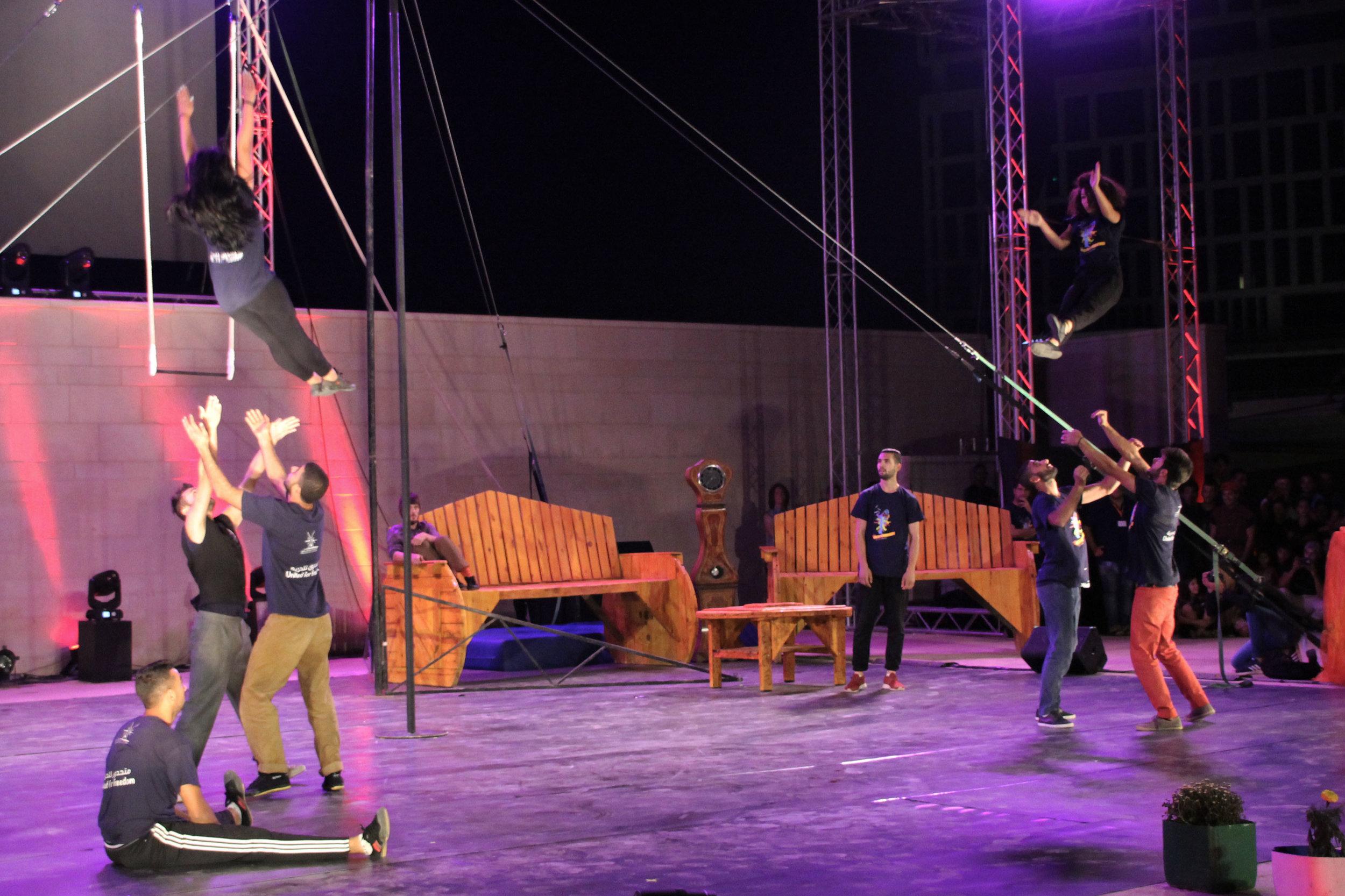 Palestinian Circus School performing.jpg
