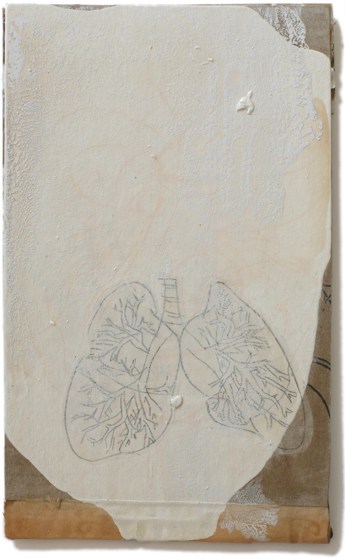 """Breathe, 10"""" x 6"""", 2011 (private collection)"""