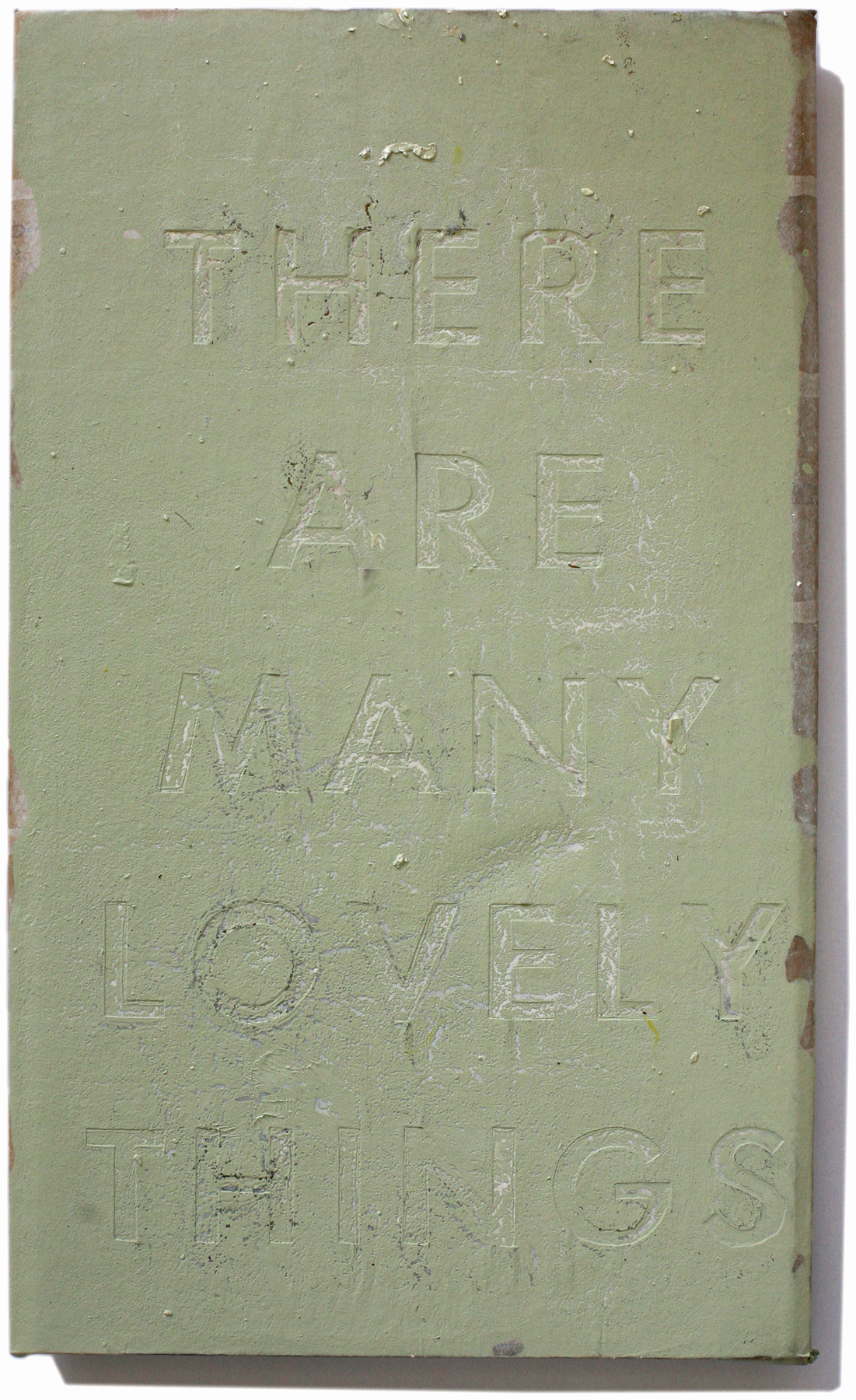 """Lovely Things 67, 10"""" x 6"""", 2008-2010"""