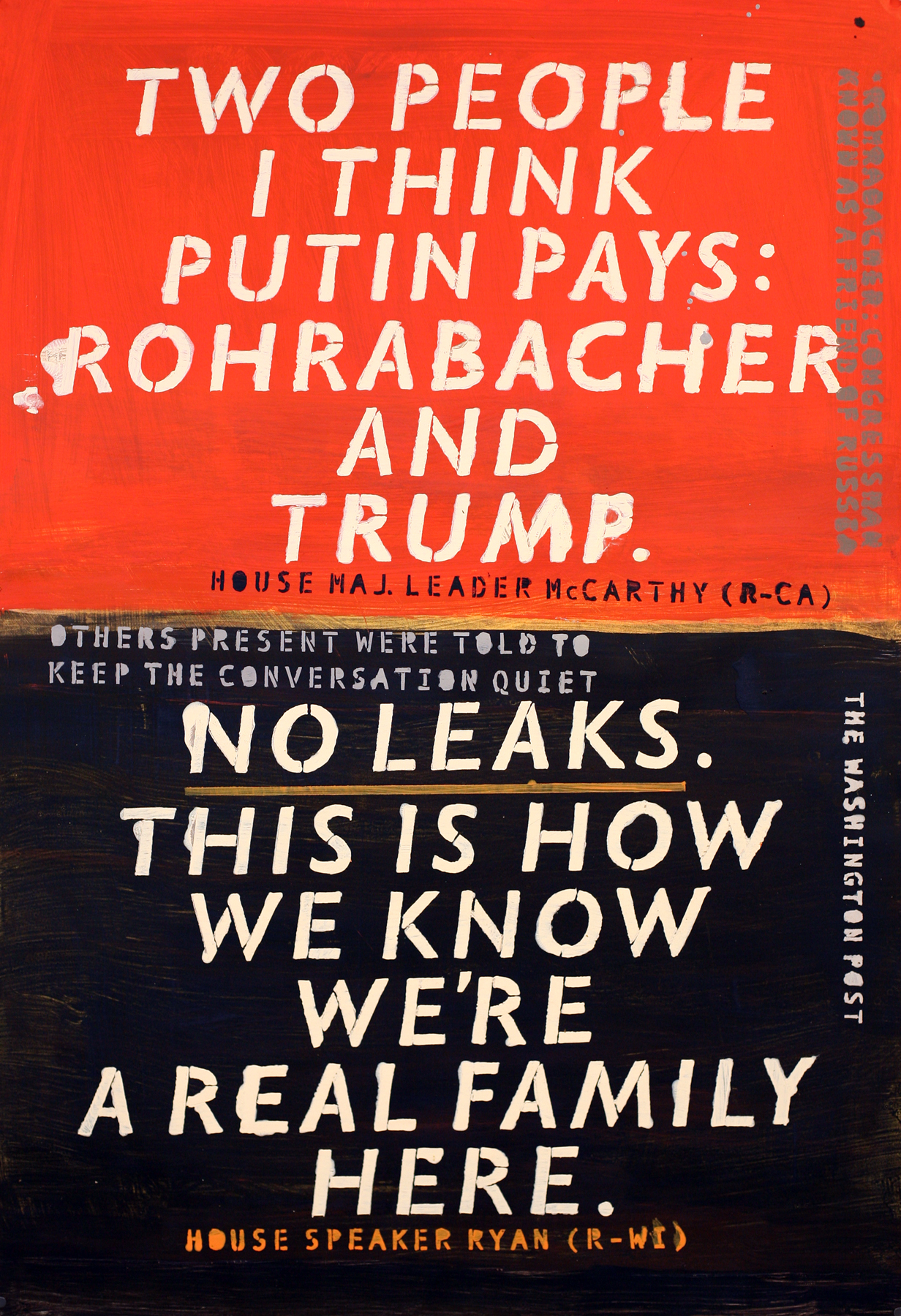 Putin, Trump, and Rohrabacher