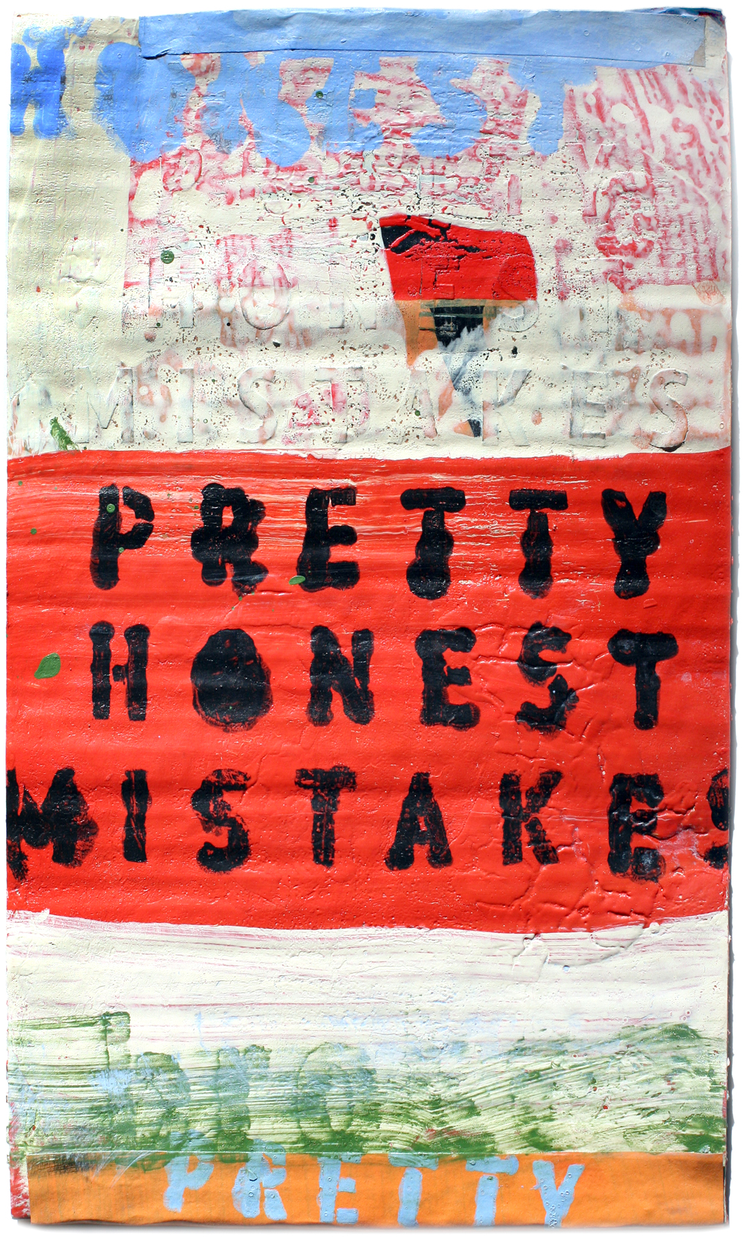 Pretty Honest Mistake 03
