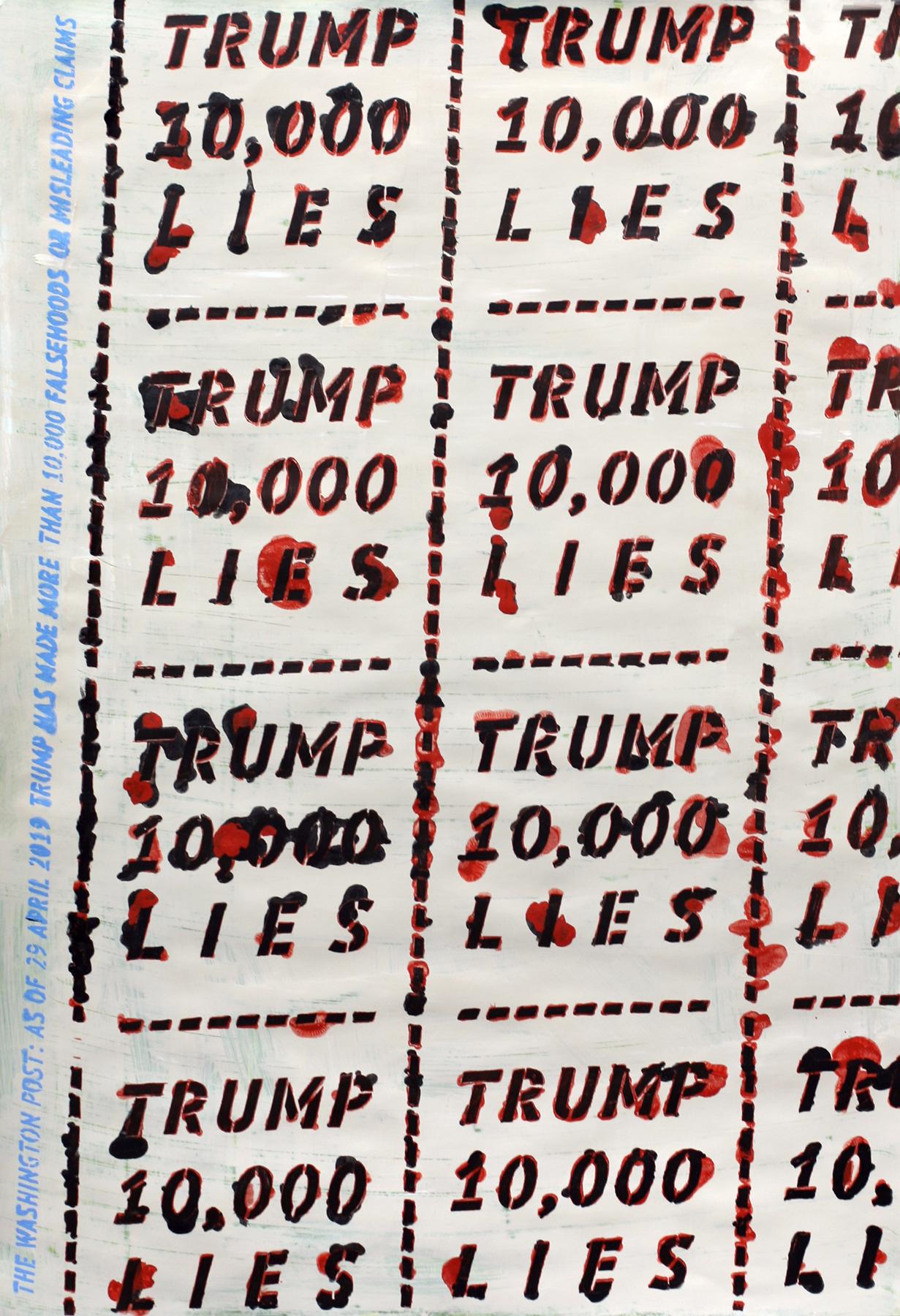10,000 Lies