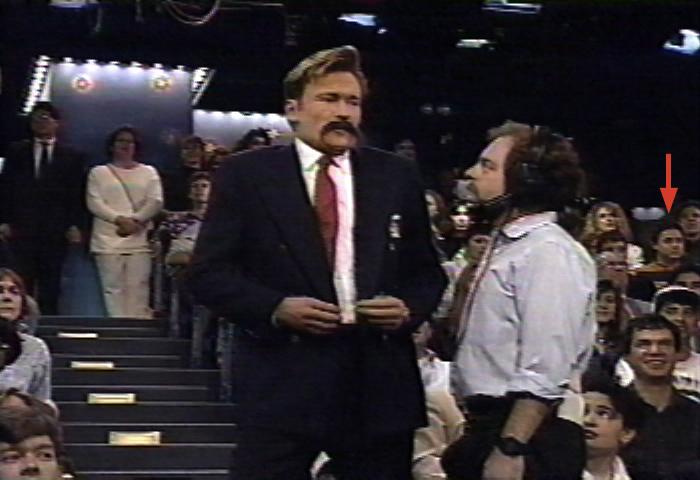 Late NIght with Conan O'Brien (10/8/93)