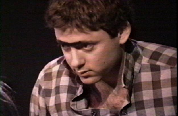 As Jo-Jo The Monkey Boy for Gotham City Improv (8/28/93)