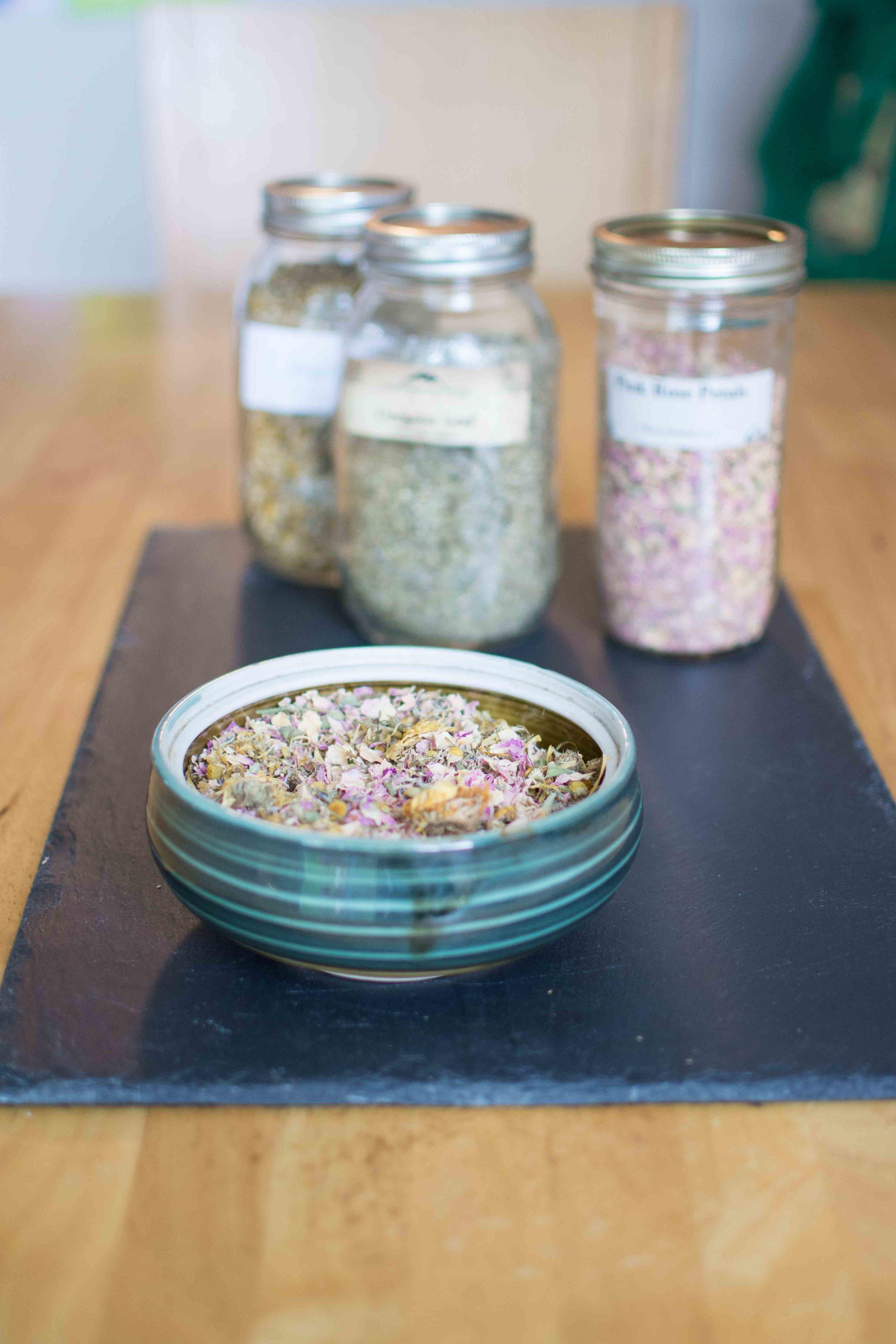 Herbs for Arvigo