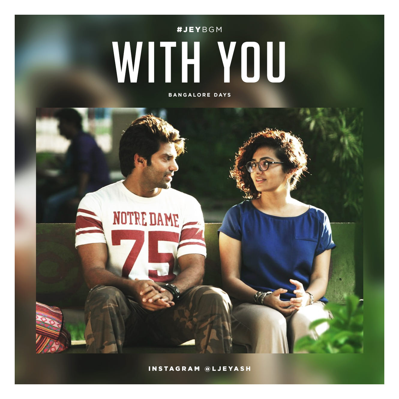 Bangalore Days - With You.jpg
