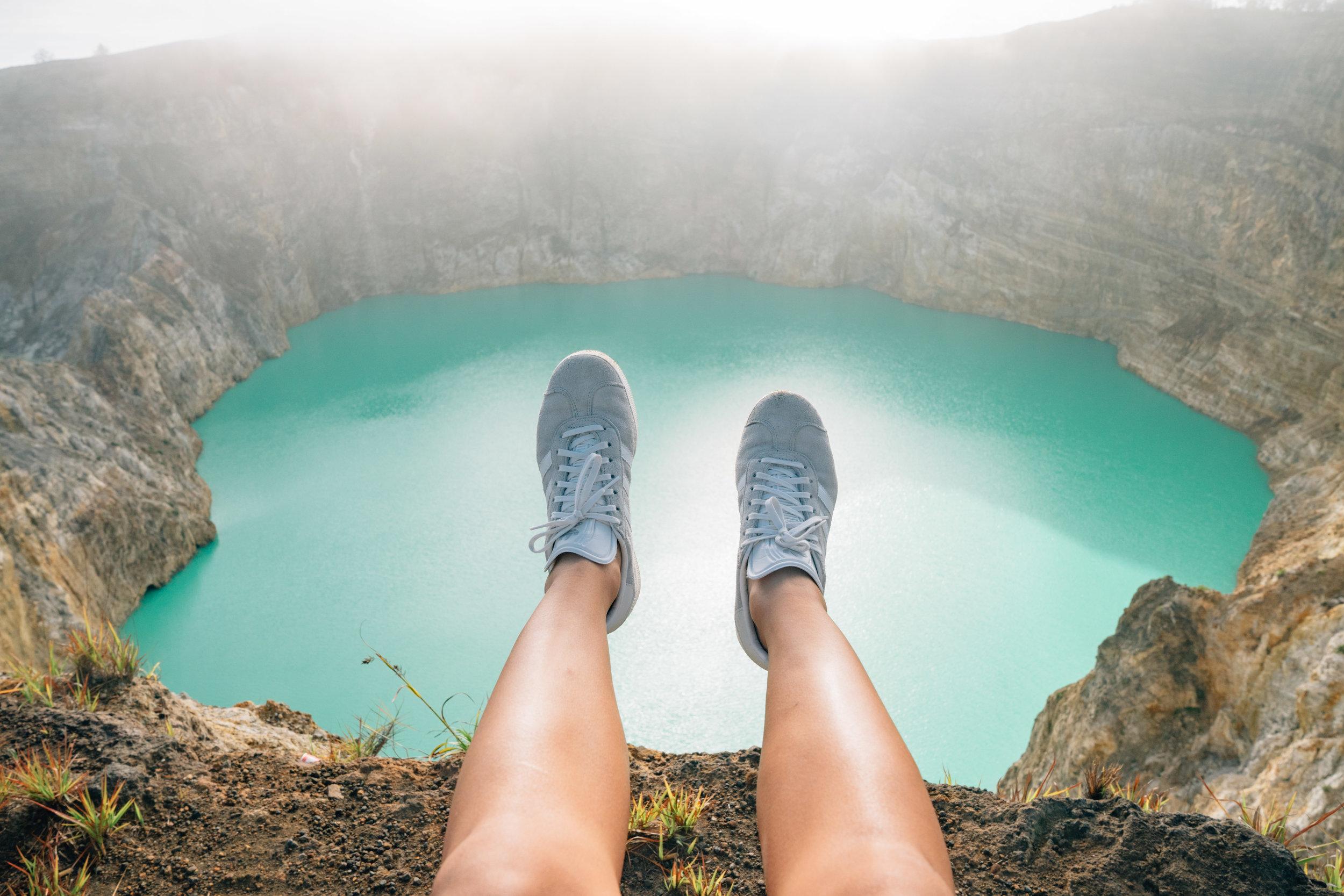 Tiwu Ata Polo - The Enchanted Lake