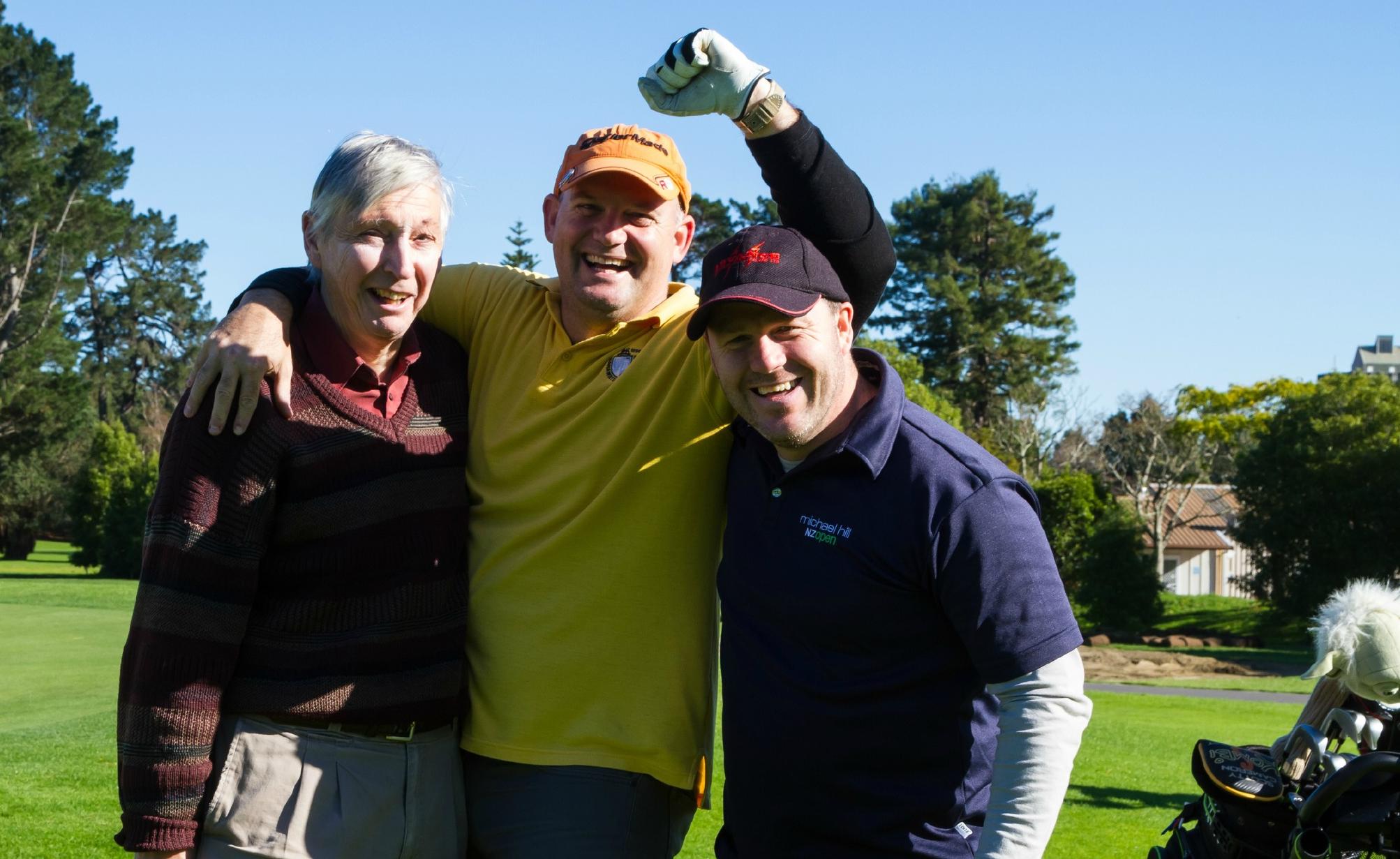 Manawatu Golf Club members