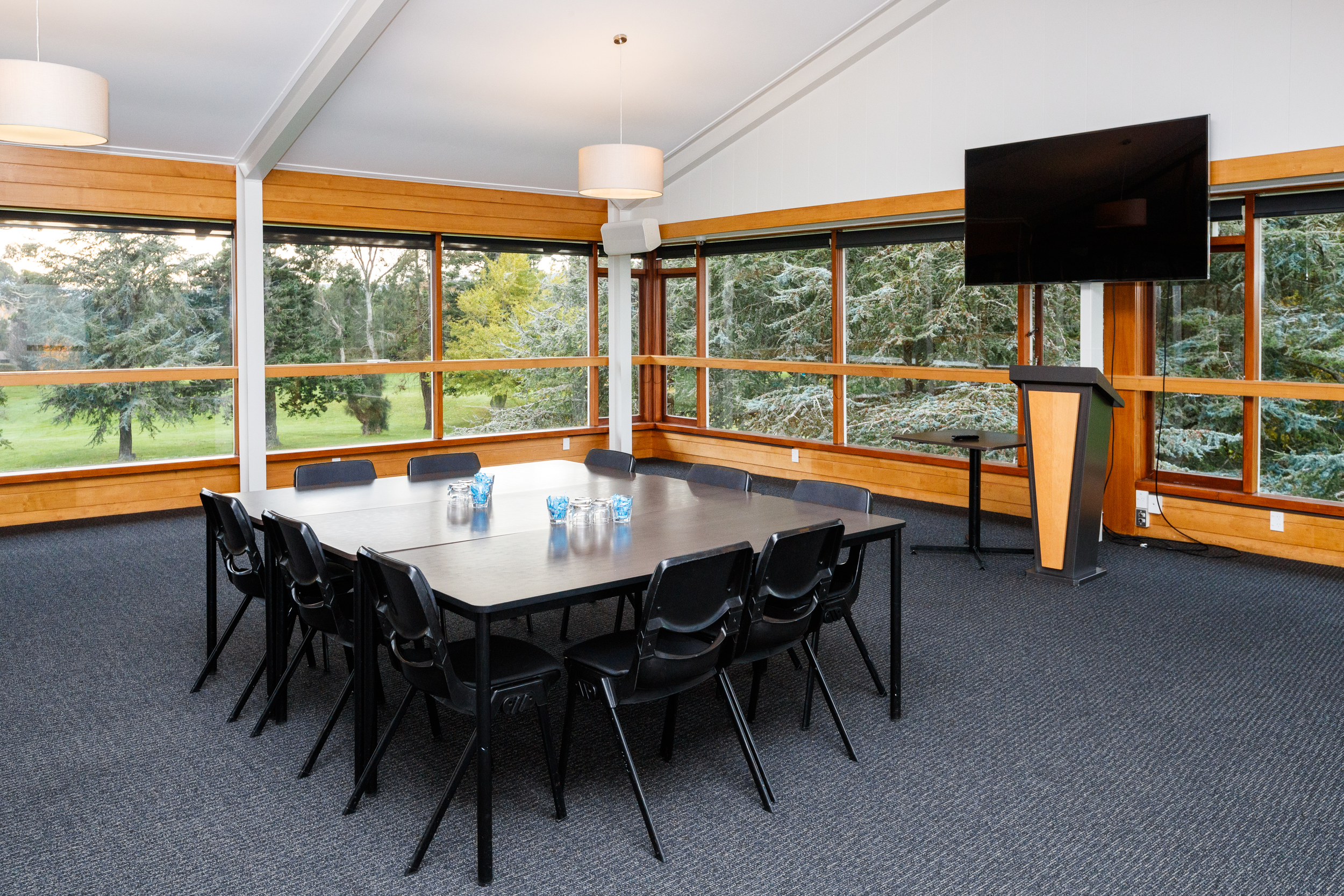 ANZ Lounge - Boardroom style