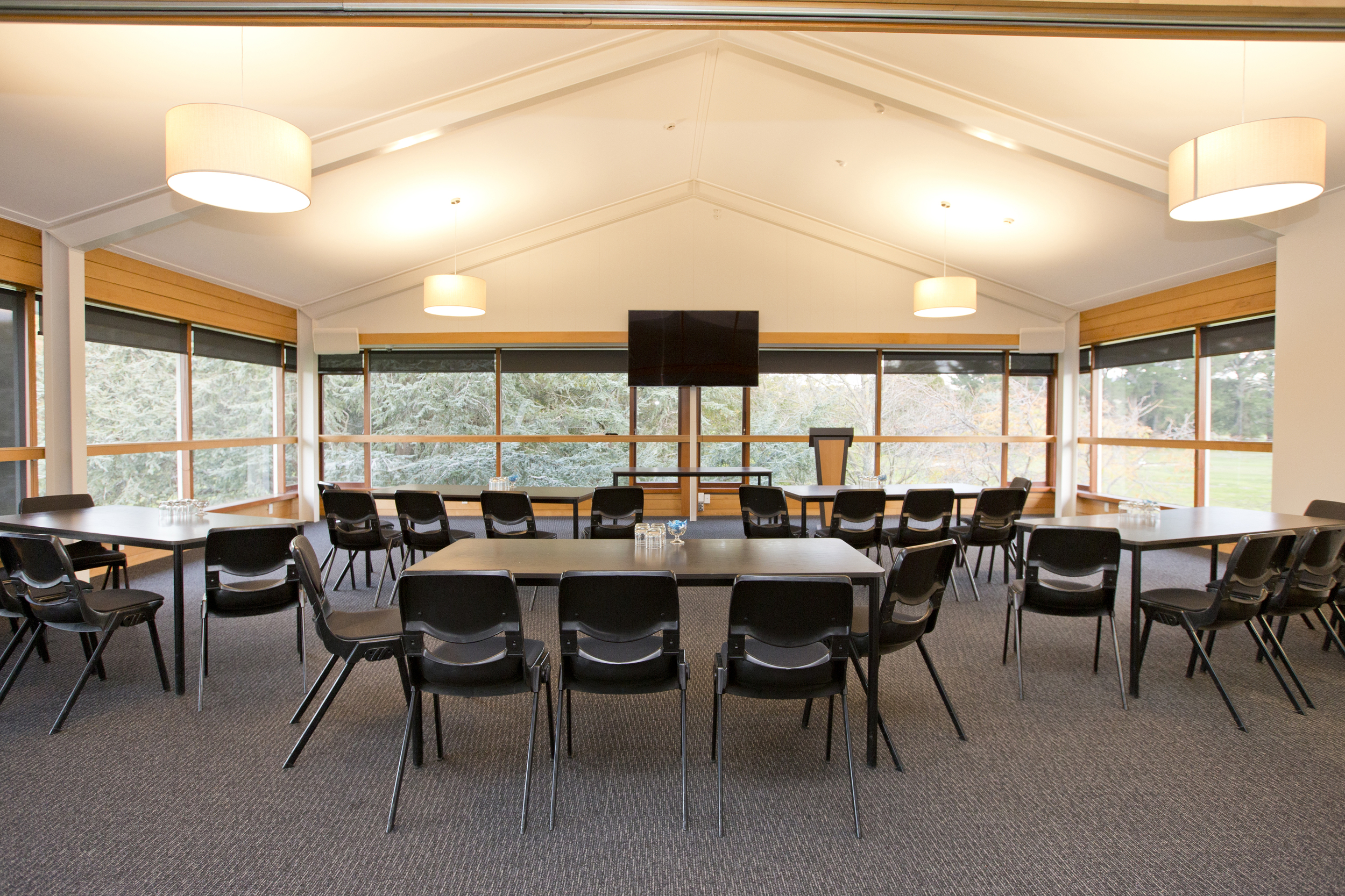 ANZ Lounge - Classroom style