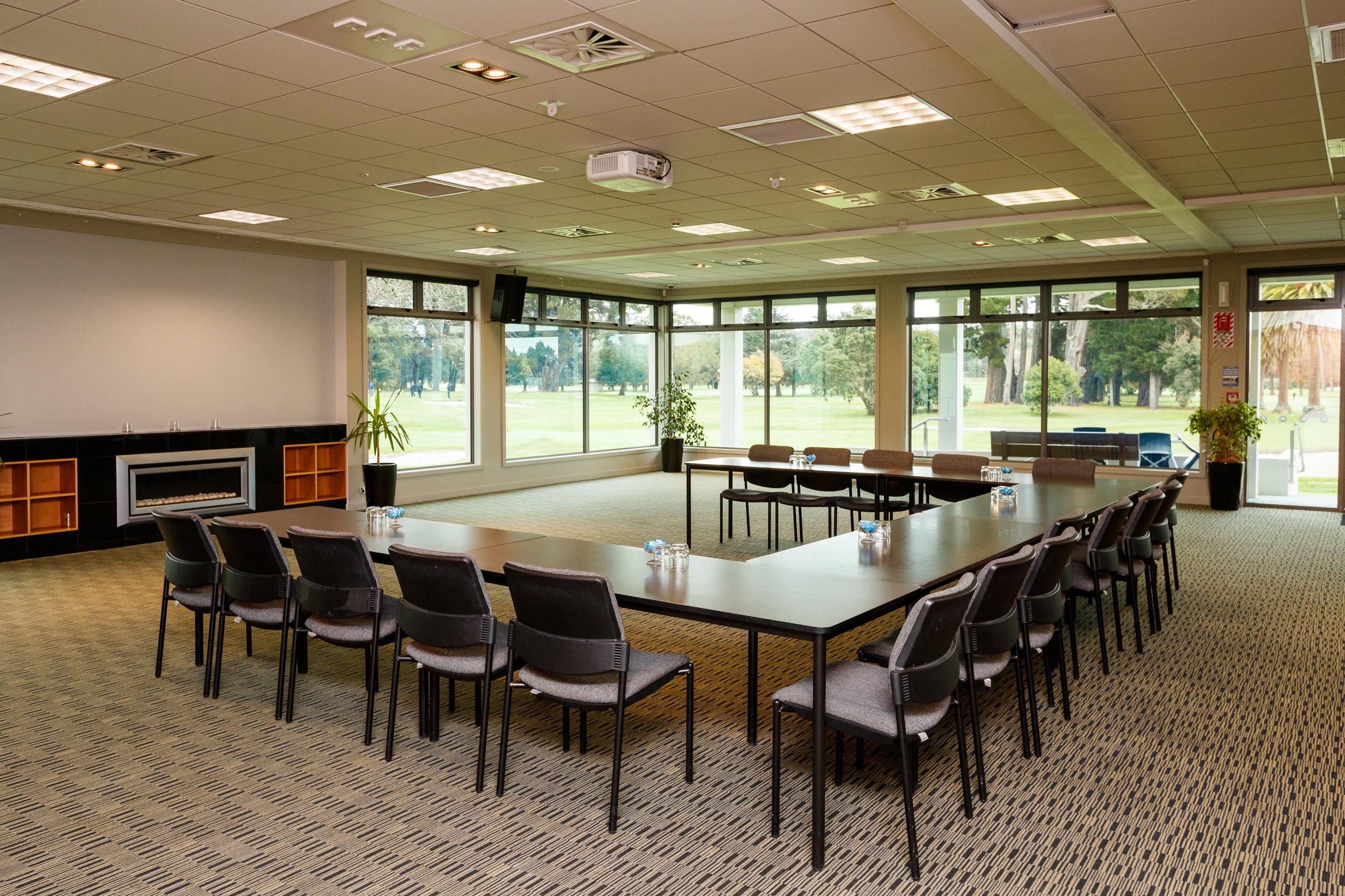 Conference room 1 - Ushape