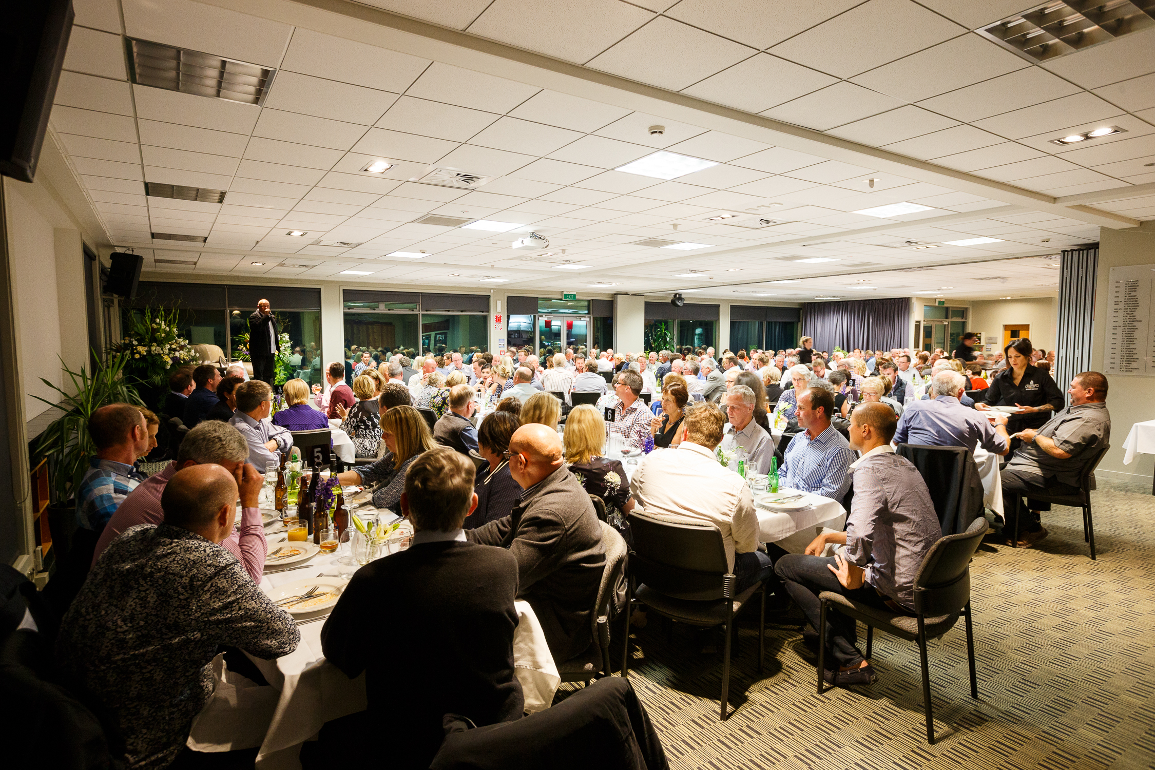 Conference 1 & 2 - 200 pax