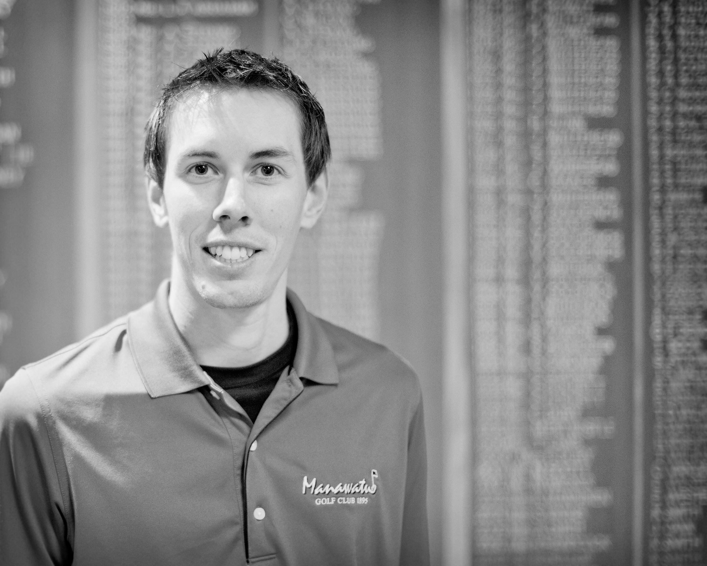 Alan Hyatt Director of Golf