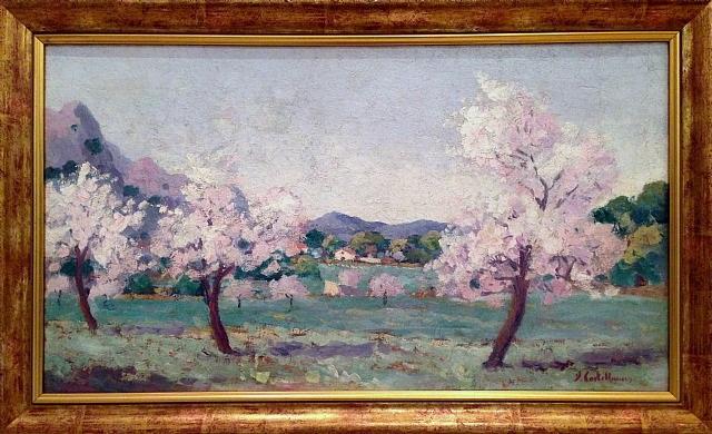 Unknown    Medium:Oil on canvas  Size: 30 x 17.12 in.(76.2 x 43.5 cm.)