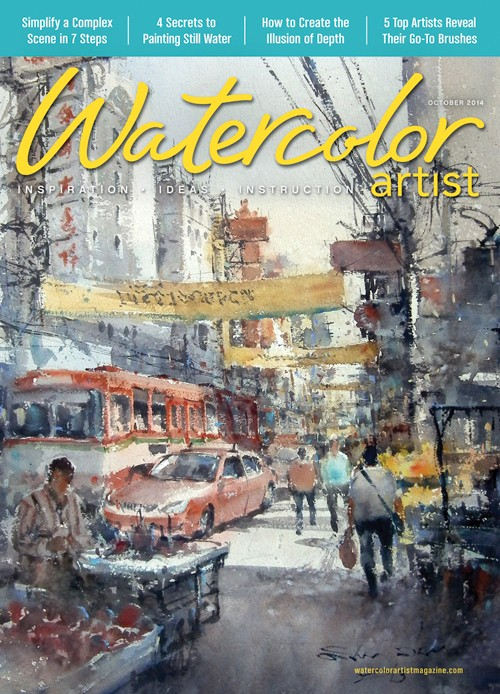 Watercolor Artist Mag Cover Oct 2014.jpg