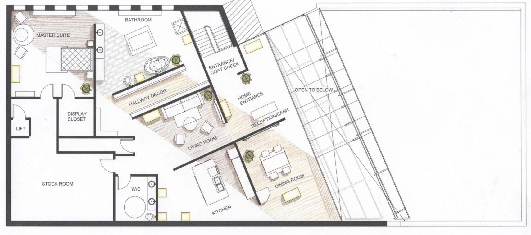 Melissa Daligdig - Interior Design