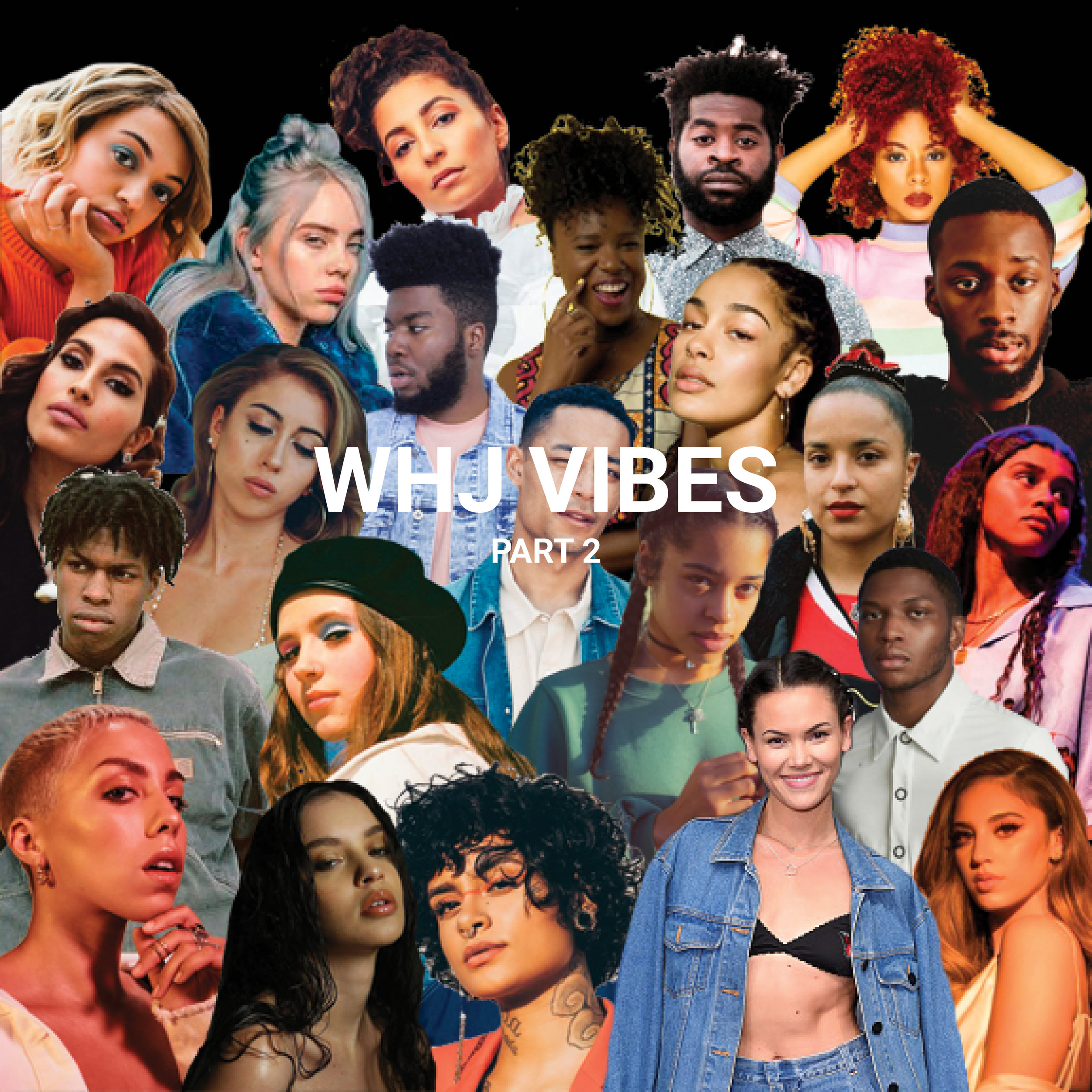 Get back into the swing of things with a new vibe! Another amazing curated playlist by Tiana Thomson. Follow WHJ27 Vibes pt. 2 through on Spotify now. Featuring all our current faves, including Sabrina Claudio, Ama Lou, Mahalia and more.