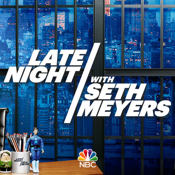 Late Night With Seth Meyers (NBC)