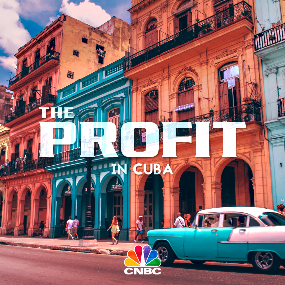 The Profit in Cuba (CNBC)