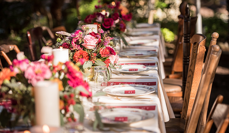 Faunbrook Harvest Dinner by Christie Green Photography