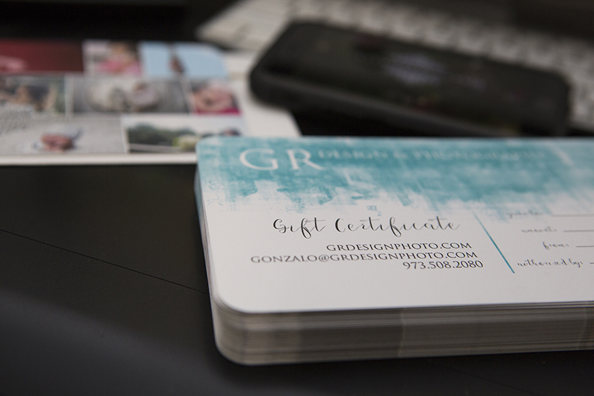 Gift Certificates Available - Give the gift of photography. Memories for life.