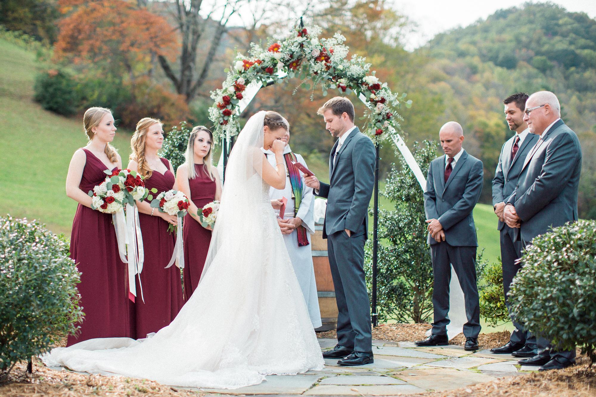 NC Mountain Wedding