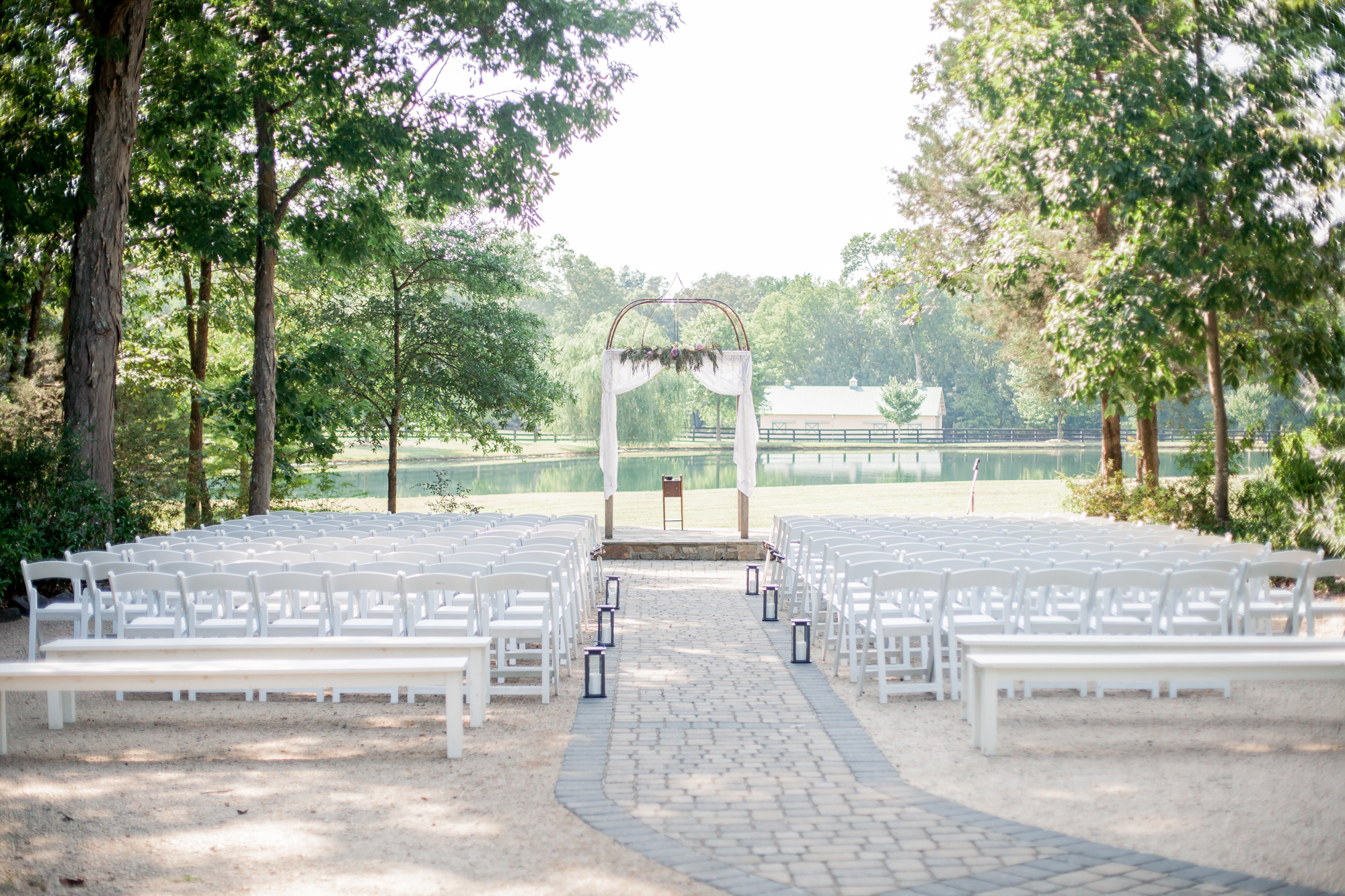 charlotte wedding venue, morning glory farm