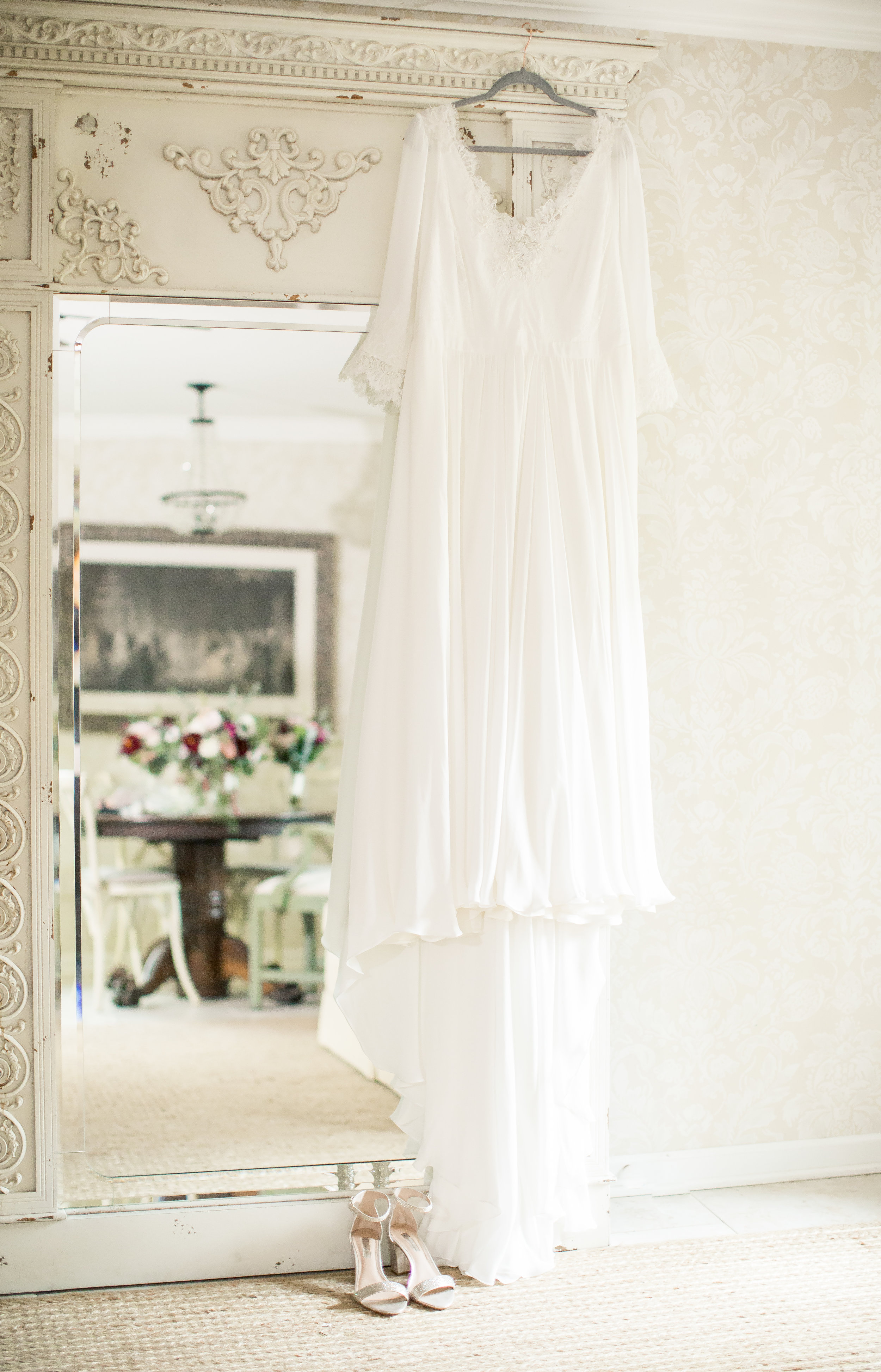 brides dress nc wedding