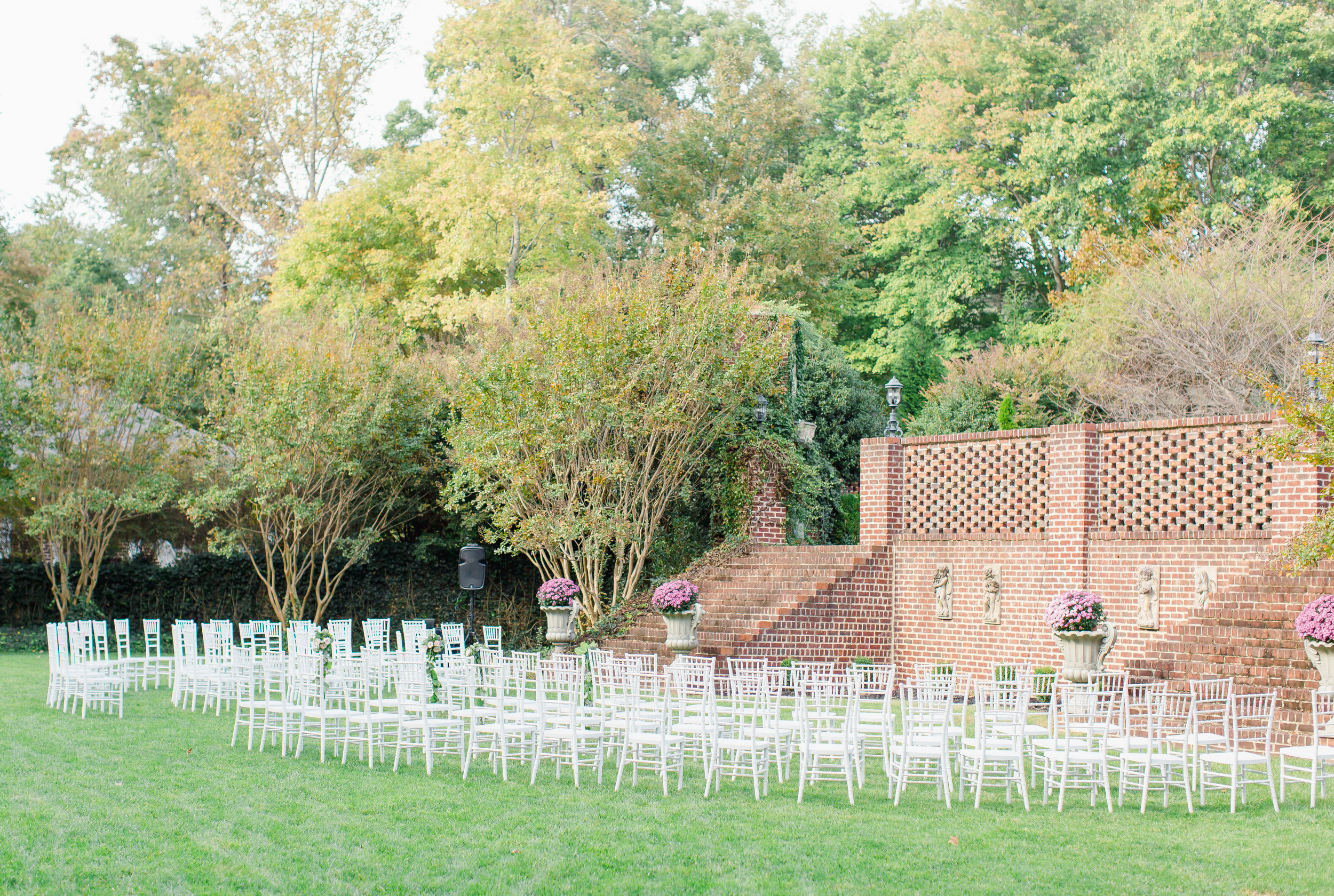 ceremony location johnson carriage house