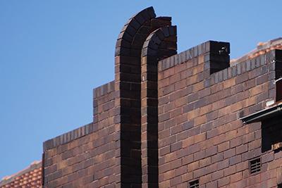 Bondi Road architecture