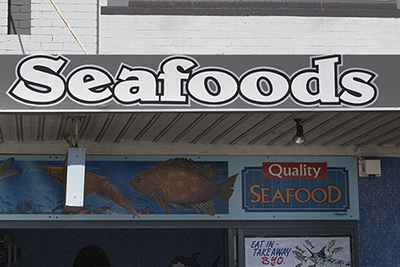 Bondi Road Seafoods