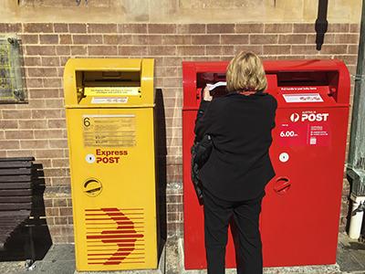 Bondi Road Post Office