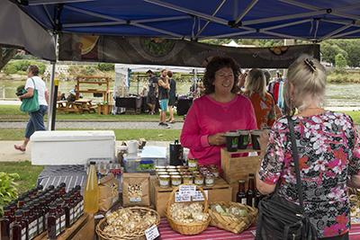Whanganui markets