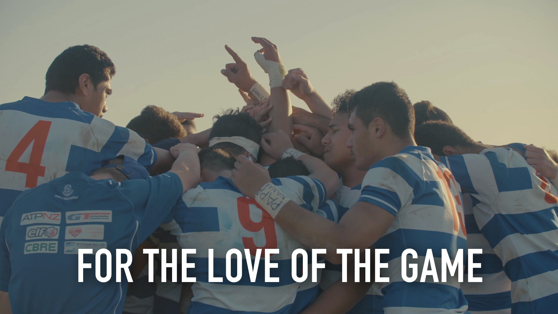 Saint Kentigern For the Love of the Game