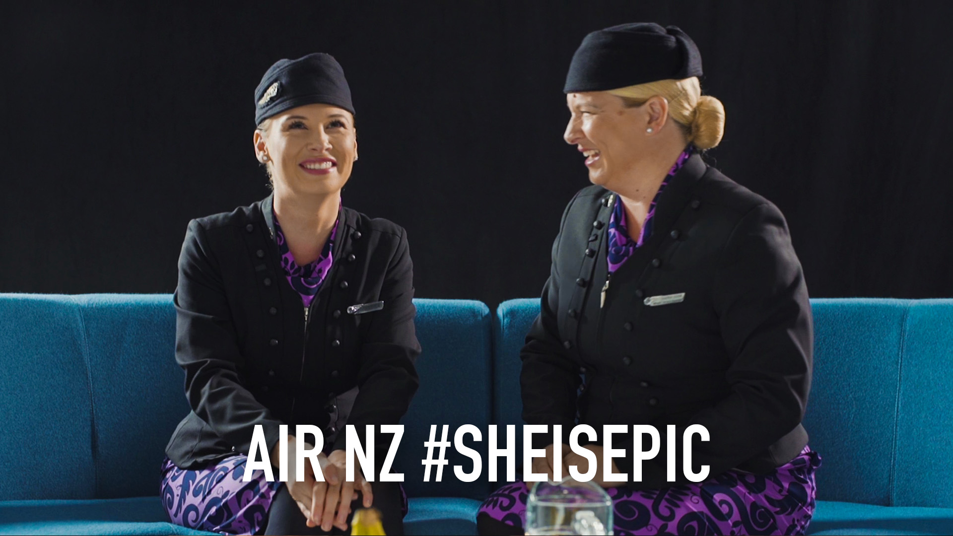 Air NZ International Womens Day
