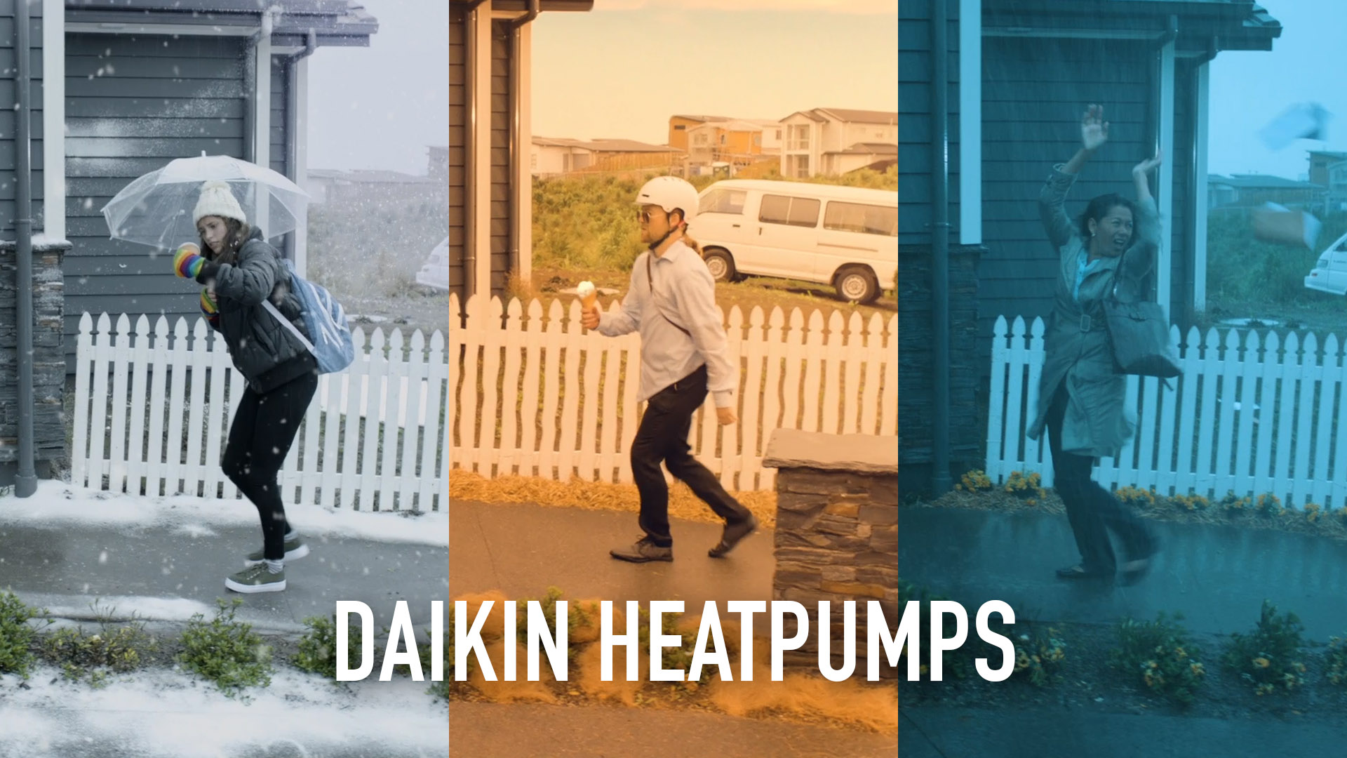 Daikin Heatpumps