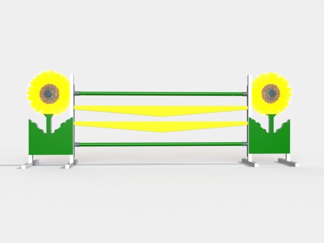 Sunflower Standards - Stock: SOLD