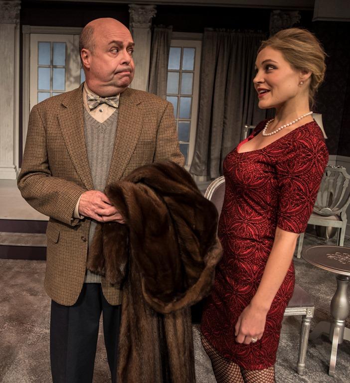 """Not Now, Darling,"" John Chapman & Ray Cooney  Bickford Theatre, 2015"