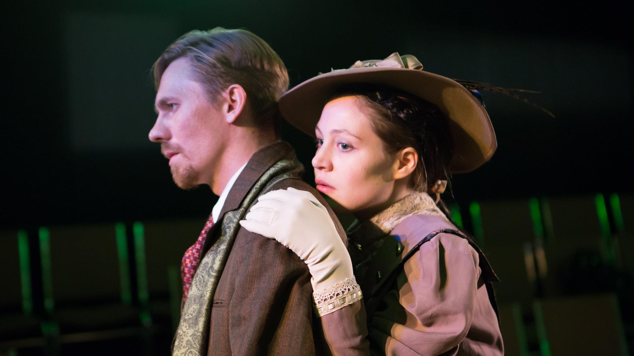 """Our God's Brother,"" Karol Wojtyla  Storm Theatre, 2014"