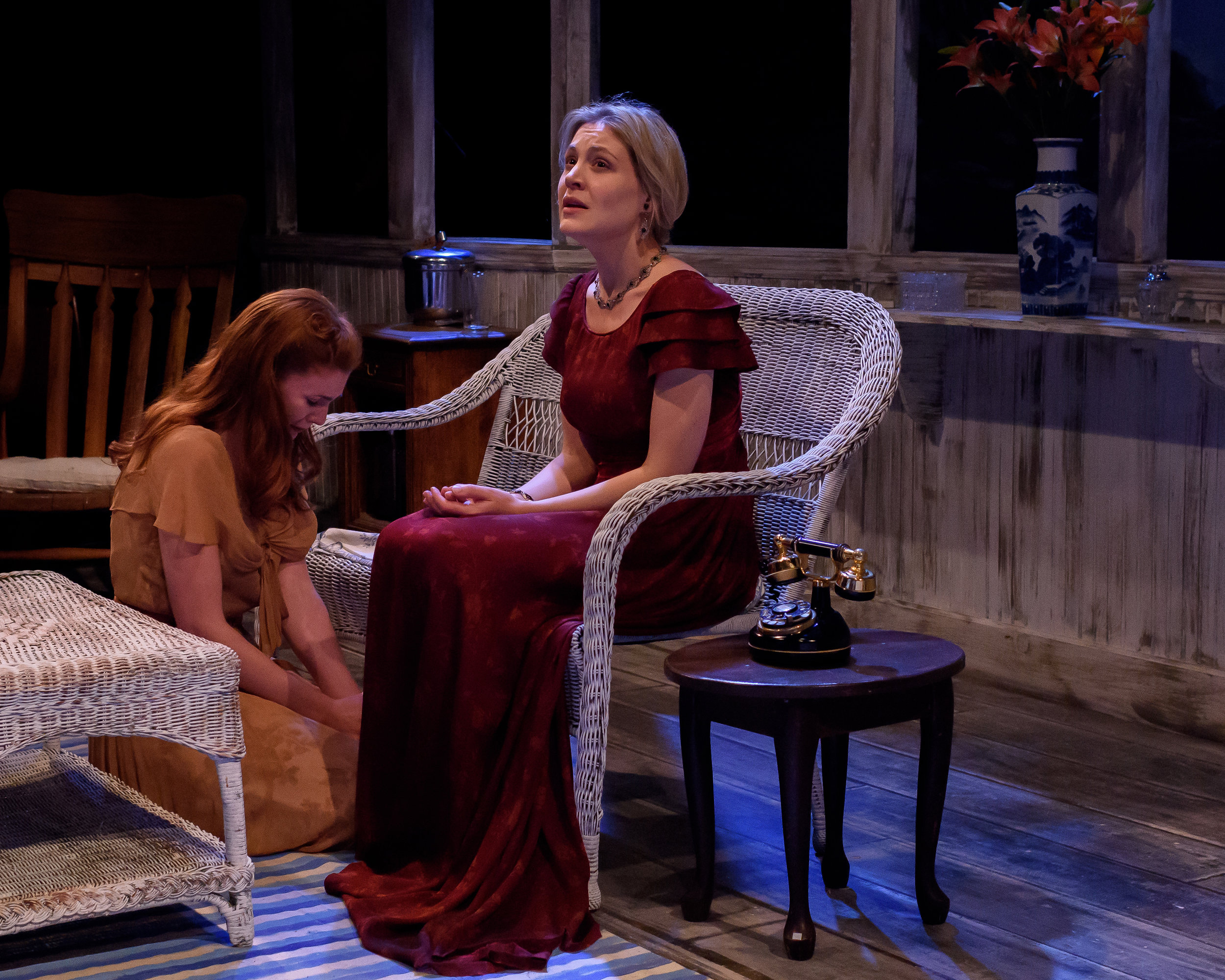 """End of Summer,"" S.N. Behrman  Metropolitan Playhouse, 2016"