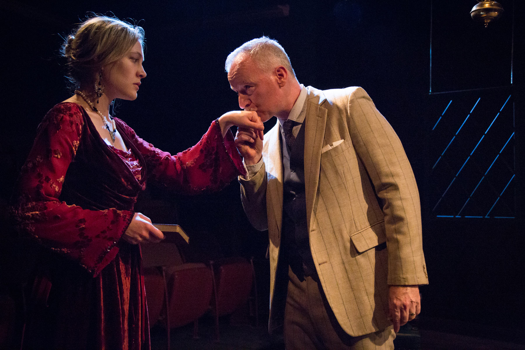 """""""Recklessness,"""" Eugene O'Neill  Metropolitan Playhouse, 2016"""