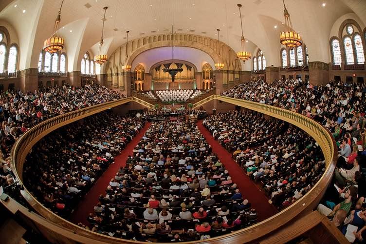 Moody Church Choir