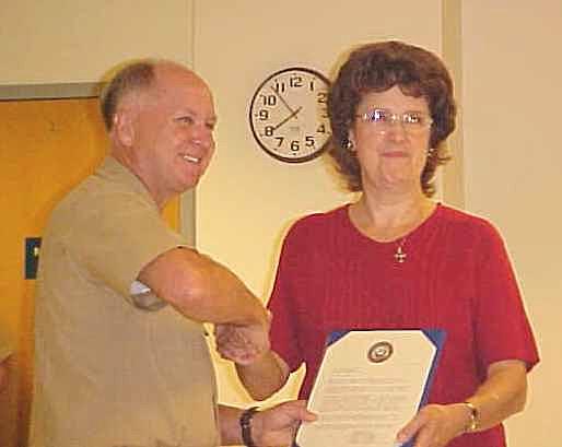 Carolaine's Bangor Base Retirement