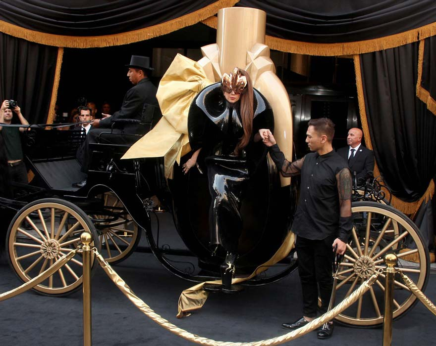 Lady Gaga Fame Fragrance Launch: Macy's New York
