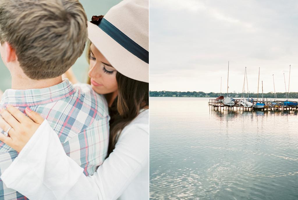 Engagement session- White rock lake