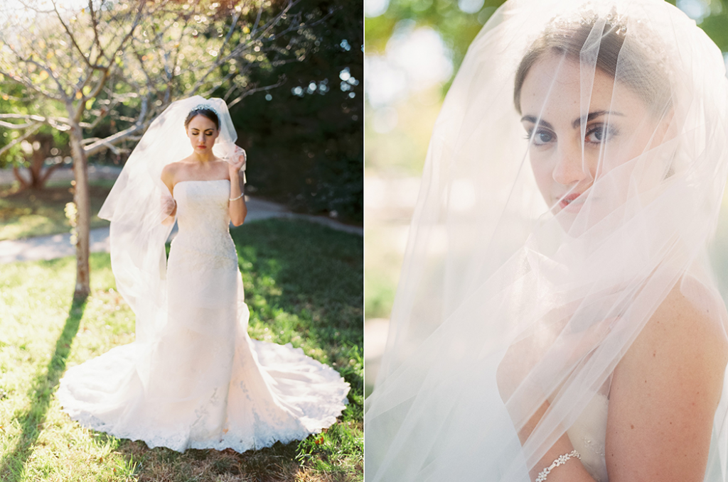 Fine art film wedding photographer Lubbock
