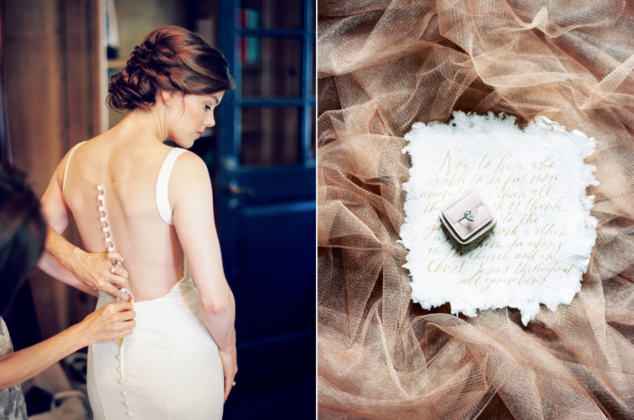 Texas & Destination Fine Art Film Wedding Photographer