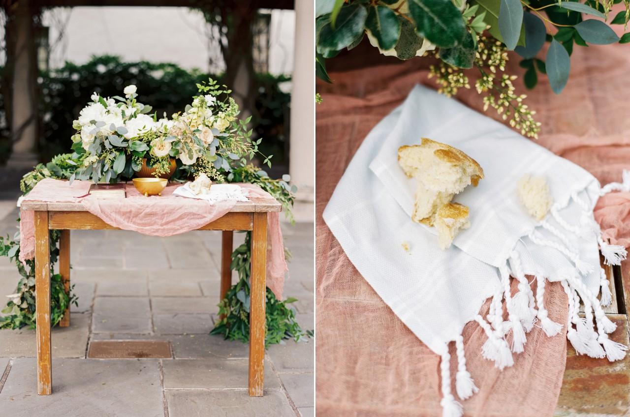 Candelaria Designs wedding florals