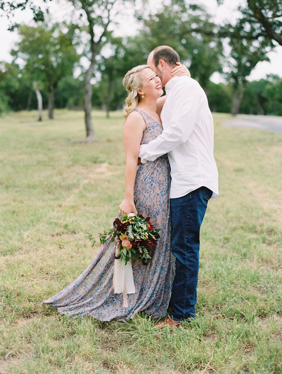 Becca Lea Photography | Wildcatter Ranch engagement